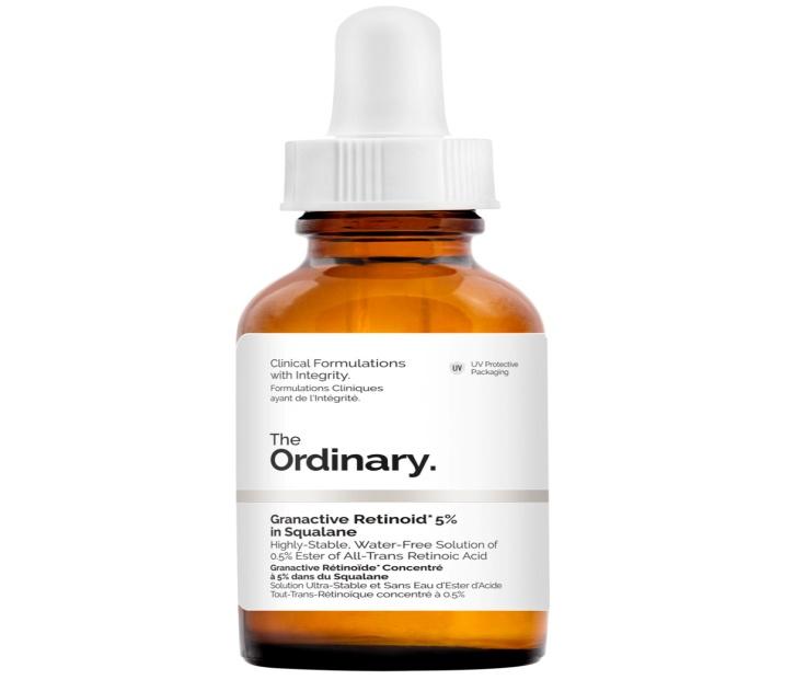 The Ordinary Granactive Retinoid 5 Percent in Squalane